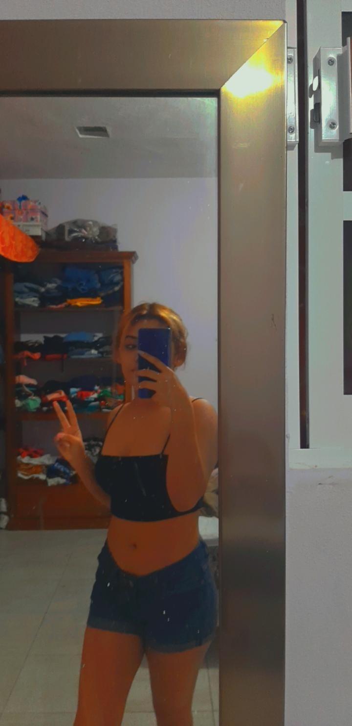 Bonita Morra hot + Vídeo Manoseándose